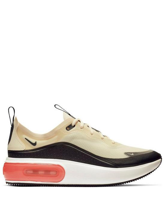 7d64a93aae4 Nike Air Max Dia - Ivory/Pink | very.co.uk