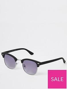 river-island-black-classic-sunglasses