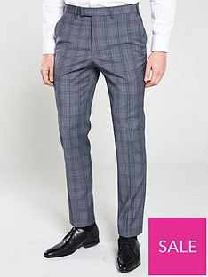 ted-baker-sterling-check-trousers-lilacgrey