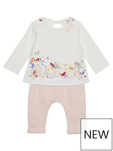 baker-by-ted-baker-girls-graphic-top-and-hareem-trouser-set