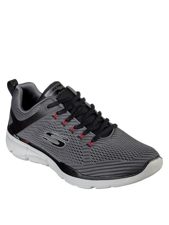 on sale adf10 1eae7 Skechers Equalizer 3.0 Trainers - Grey