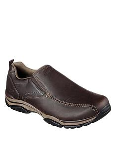 skechers-rovatonbsp--venten-slip-on-shoes-brown