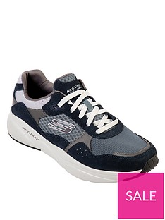 skechers-skechers-lace-up-sneaker-with-suede-overlays-air-cooled-memory-foam