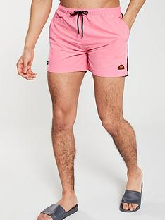 ellesse-dem-slackers-swim-shorts-pinknbsp