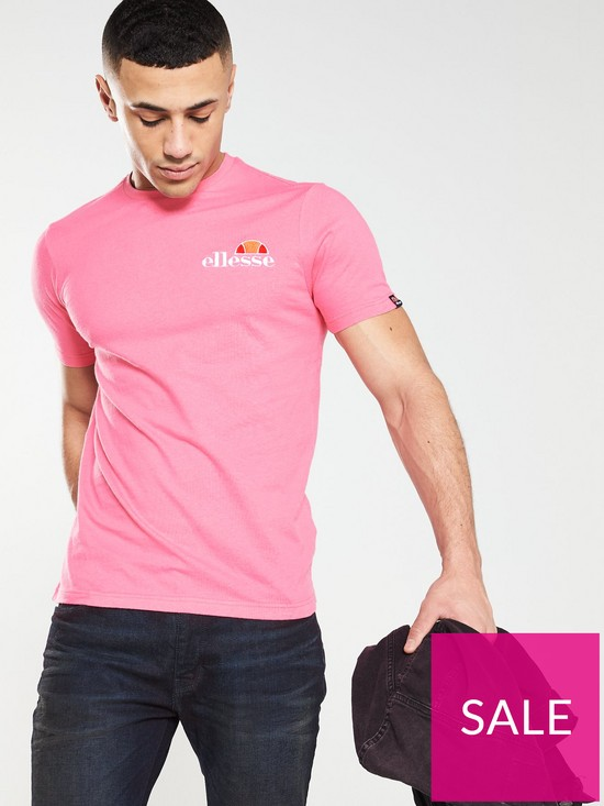 cc55c2da88b Ellesse Voodoo T-shirt - Pink | very.co.uk