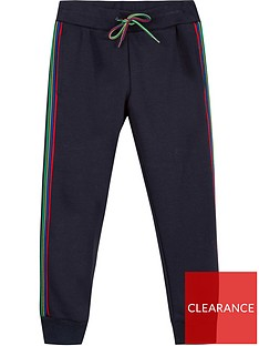 paul-smith-junior-boys-side-stripe-cuffed-joggers