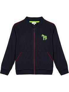 paul-smith-junior-boys-zip-through-bomber-jacket