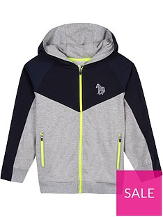 paul-smith-junior-boys-colourblock-zip-through-hoodie