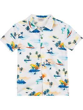 paul-smith-junior-short-sleeve-dino-shirt
