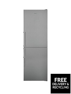 candy-cvnb6182xh5k-60cmnbspwide-total-no-frost-fridge-freezer-stainless-steel