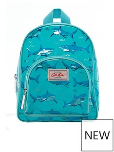 cath-kidston-cath-kidston-kids-pvc-shark-rucksack