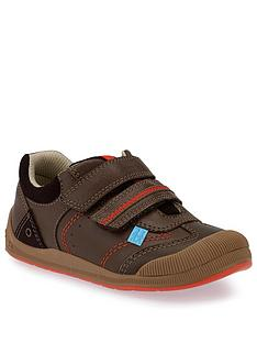 start-rite-tough-bug-brown-leather-shoe