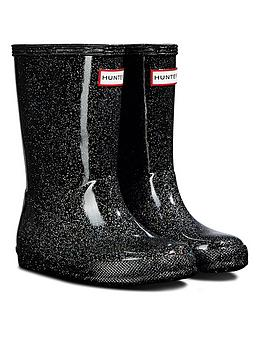 hunter-original-kids-starcloud-wellington-boots-black-glitter