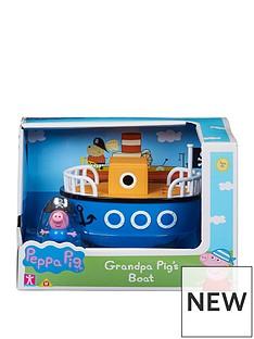 peppa-pig-vehicle-grandpas-boat