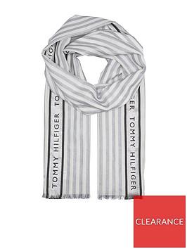 tommy-hilfiger-selvedge-stripe-scarfnbsp