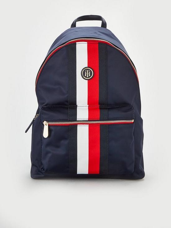 dd0a48168e38 Tommy Hilfiger Poppy Backpack - Blue