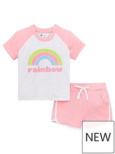 mini-v-by-very-girls-2-piece-rainbow-shorts-and-t-shirt-outfit-pink