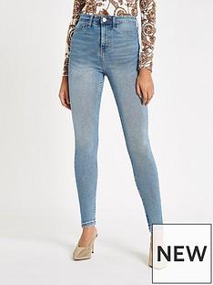river-island-harper-skinny-jeans-blue