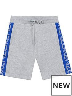 kenzo-boys-colourblock-jersey-shorts