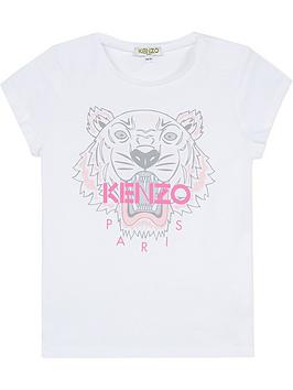 kenzo-girls-classic-tiger-short-sleeve-t-shirt