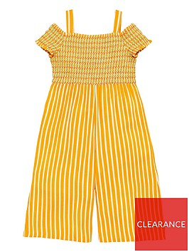 v-by-very-girls-striped-culotte-jumpsuit-multi