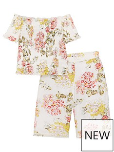 mini-v-by-very-girls-floral-print-shirred-top-and-culottesnbspoutfit-multi