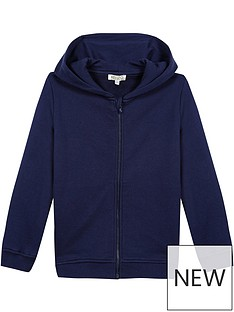 kenzo-boys-logo-zip-through-hoodie