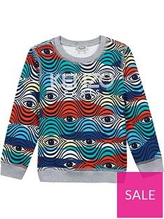 kenzo-boys-eye-print-logo-sweatshirt