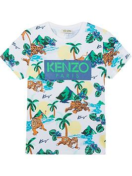 kenzo-boys-hawai-tiger-print-short-sleeve-t-shirt