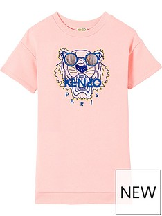 kenzo-girls-embroidered-tiger-sweat-dress
