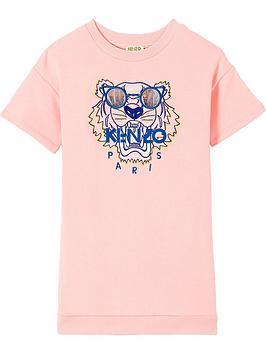 kenzo-girls-embroidered-tiger-sweat-dress