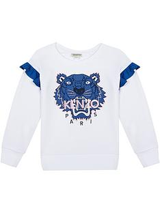 kenzo-girls-embroidered-tiger-frill-sleevenbspsweatshirt