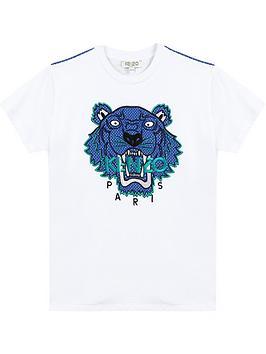 kenzo-boys-embroiderednbsptiger-short-sleeve-t-shirt