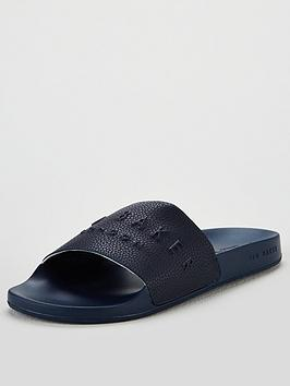 ted-baker-rastal-slider-dark-blue