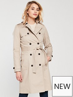 karen-millen-karen-millen-trench-coat-neutral