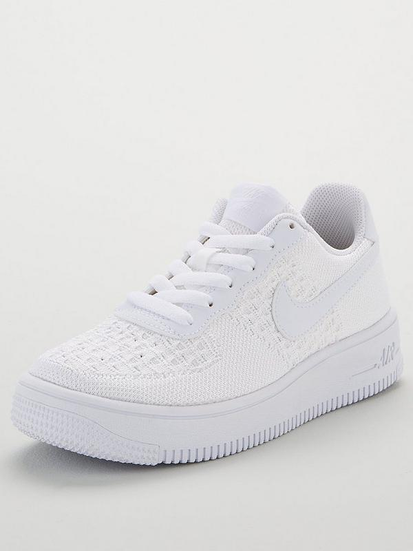outlet online 100% authentic incredible prices Air Force 1 Flyknit 2.0
