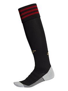 adidas-manchester-united-1920-home-socks-black