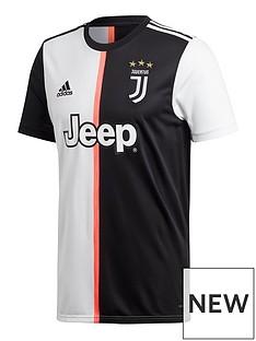 f86cd3fa2 adidas Juventus 19 20 Home Shirt - White Black