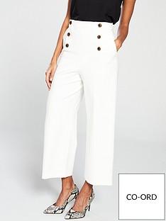 karen-millen-sleek-and-sharp-summer-cropped-trousers-ivory