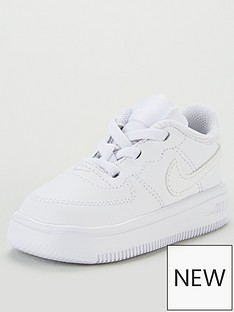 on sale c1d61 dbe59 Nike Air Force 1 Infants Trainer