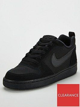 nike-court-borough-low-junior-trainers-black