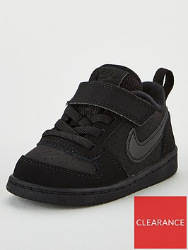 nike-court-borough-lownbspinfant-trainers-black