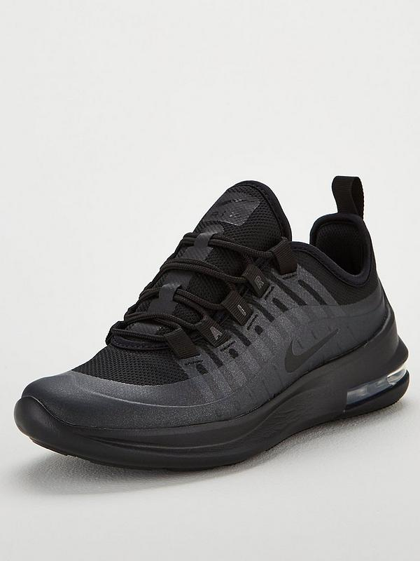 Air Max Axis Junior Trainers - Black