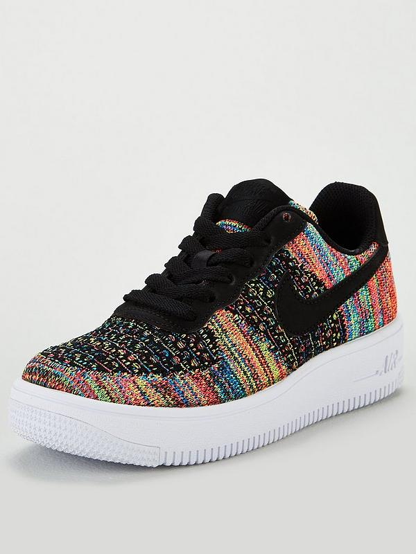 Nike Air Force 1 Flyknit 2.0 Junior Trainer
