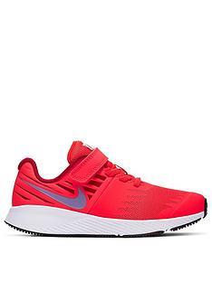nike-star-runnernbspchildrens-trainers-redblue
