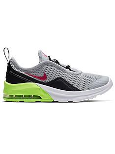 f150fc60feb2c Nike Air Max Motion 2 Childrens Trainers - Grey Pink