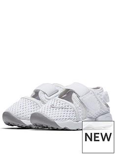 694f6b11b5ea Nike Rift Junior Sandals