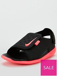 nike-sunray-adjust-5-infant-sandals-blackpink