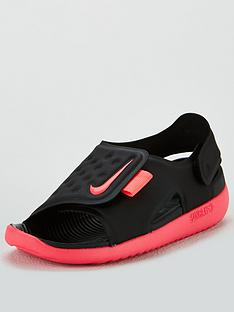 nike-sunray-adjust-5-junior-sandals-blackpink