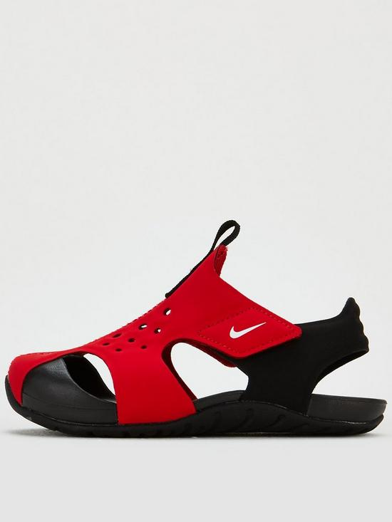 00a19f14c2304 ... Nike Sunray Protect 2 Infant Sandals - Red/White. View larger